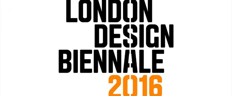 London Design Biennale 2016 Highlights of London Design Biennale 2016 00 London Design Biennale Branding Logotype Pentagram Domenic Lippa London UK BPO 944x390