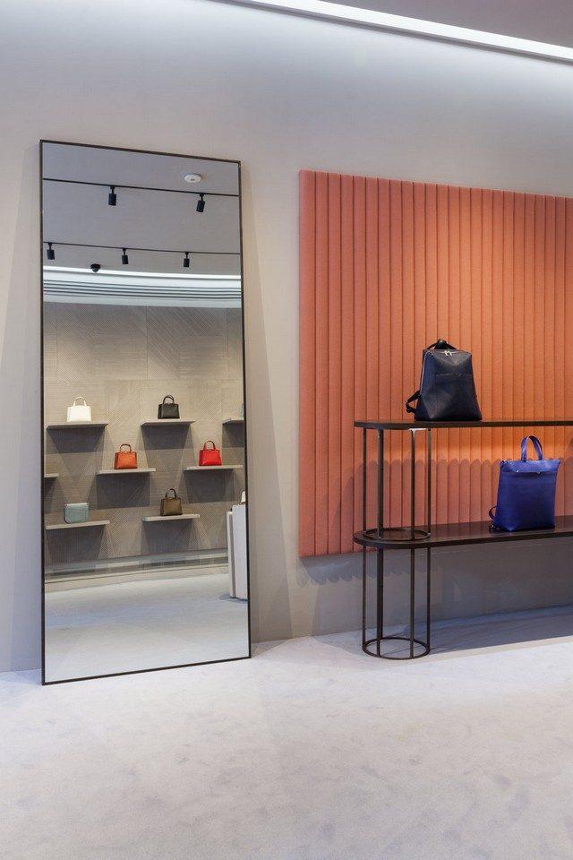 luxury interior design London Design Store Meet the new Valextra London Design Store 020 MG 8784 640x960
