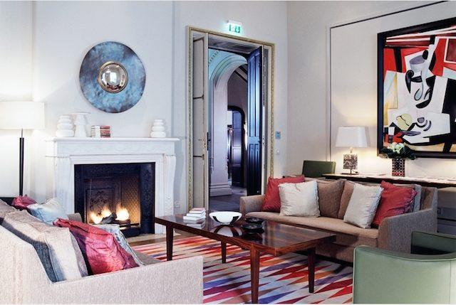 Hotel Villa Kennedy interior design ideas 10 best interior design ideas by Martin Brudnizki 03 hotel villa kennedy