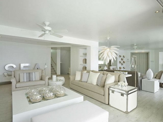 Best living room design projects by Kelly Hoppen