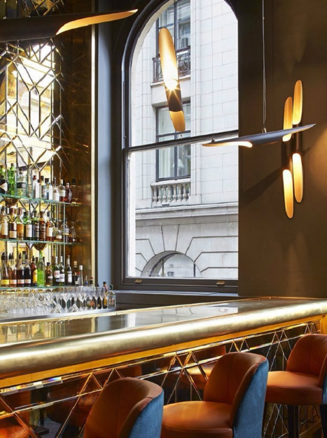 CHRISTOPHER'S RESTAURANT IN COVENT GARDEN restaurant design CHRISTOPHER'S RESTAURANT IN COVENT GARDEN 1 3