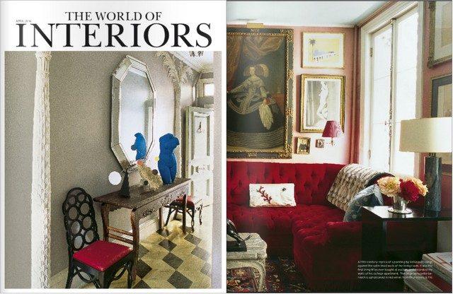 Best interior design magazines uk for Best british interior designers