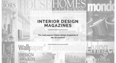 10 Most Popular Interior Design Magazines In The UK