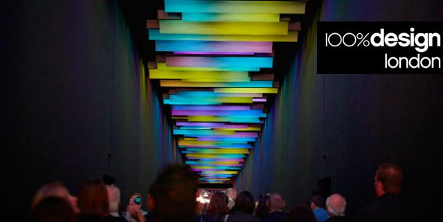 100% Design for London Design Festival 100% Design for London Design Festival 100% Design for London Design Festival 100 Design for London Design Festival 6