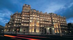 Take a look at the Sophisticated Langham Hotel Club in London