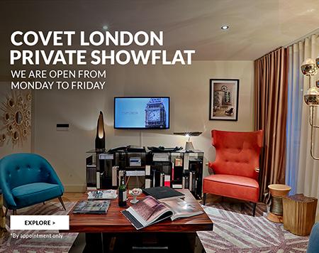 Covet London popup uk 2
