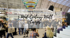 5 Mid-Century Wall Lamps That Will Rock at 100% Design FEAT