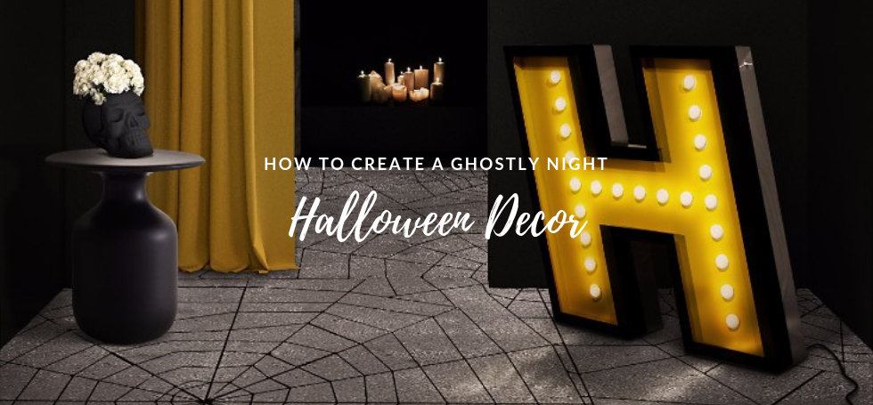 Halloween Home Decor Ideas for A Ghostly Evening