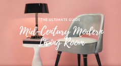 How to Transform Your Living Room Into a Mid-Century Modern Paradise FEAT