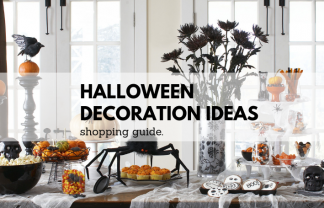 Chic Halloween Decoration Ideas You'll Want to Leave Out All Year