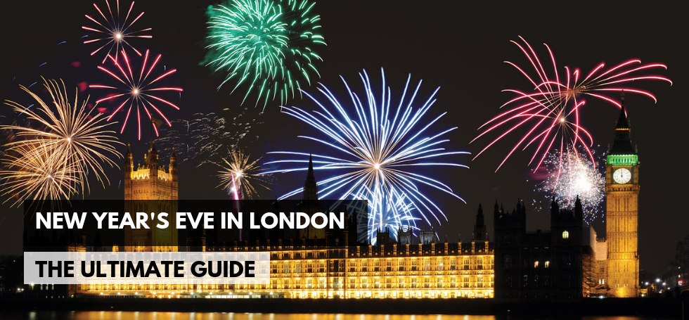 New Year's Eve in London: Where to Spend The Last Hours of 2018 0 2