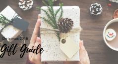 Christmas 2018 Gift Guide for Design Lovers