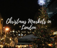 10 Christmas Markets in London You Can't Miss This Year! FEAT