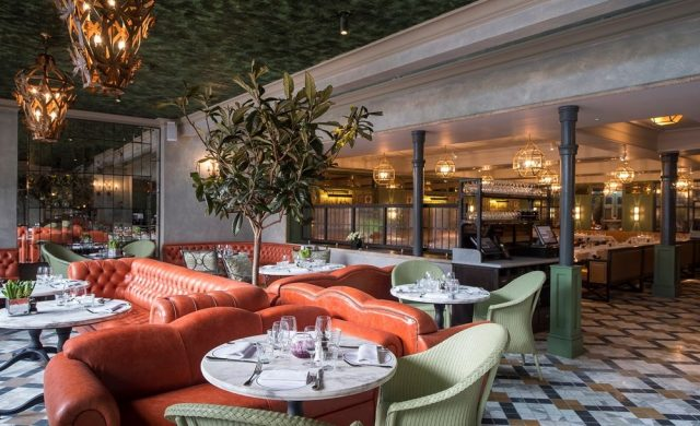 Design Envy 10 Most Instagrammable Cafes and Restaurants in London 10  Design Envy: 10 Most Instagrammable Cafes and Restaurants in London Design Envy 10 Most Instagrammable Cafes and Restaurants in London 10 640x390
