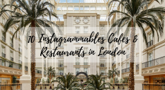 instagrammable cafes and restaurants in london Design Envy: 10 Most Instagrammable Cafes and Restaurants in London Design Envy  10 Most Instagrammable Cafes and Restaurants in London FEAT 238x130