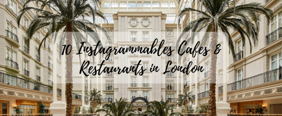 instagrammable cafes and restaurants in london Design Envy: 10 Most Instagrammable Cafes and Restaurants in London Design Envy  10 Most Instagrammable Cafes and Restaurants in London FEAT 944x390