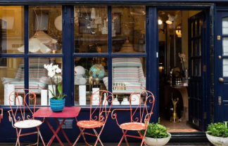 Mid-century furniture stores around London to keep in mind!