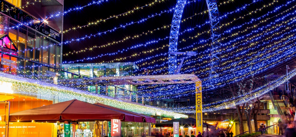 Put Your Christmas Shoes On: Things To Visit in London!