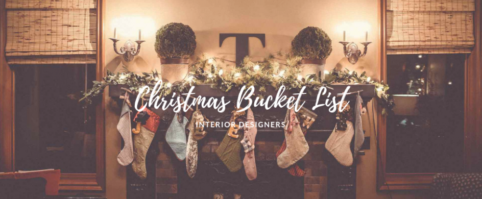 The Ultimate Christmas Bucket List for Interior Design Lovers FEAT