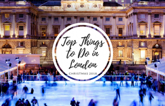 Top Things to Do in London at Christmas 2018 feat