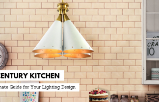 Unique Lamps to Brighten Up Your Mid-Century Kitchen FEAT