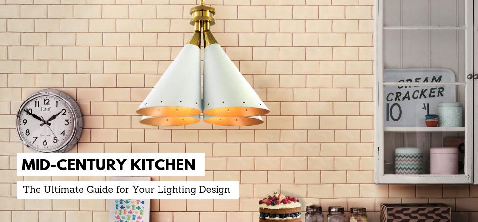 Unique Lamps to Brighten Up Your Mid-Century Kitchen FEAT mid-century kitchen Unique Lamps to Brighten Up Your Mid-Century Kitchen Unique Lamps to Brighten Up Your Mid Century Kitchen FEAT