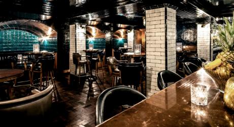 The Best Underground Bars in London
