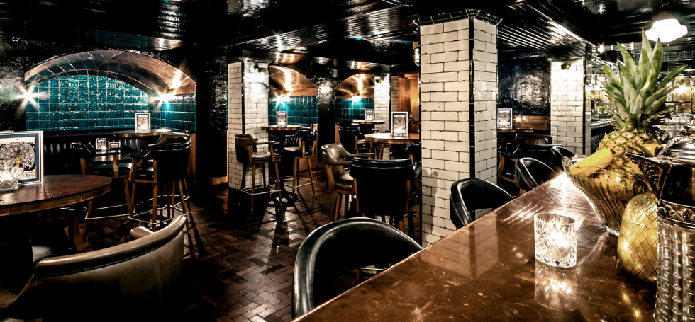 The Best Underground Bars in London The Best Underground Bars in London 6