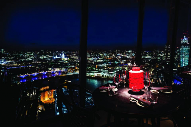 Valentine's Day: The Most Romantic Restaurants In London  Valentine's Day: The Most Romantic Restaurants In London 1 6 640x427