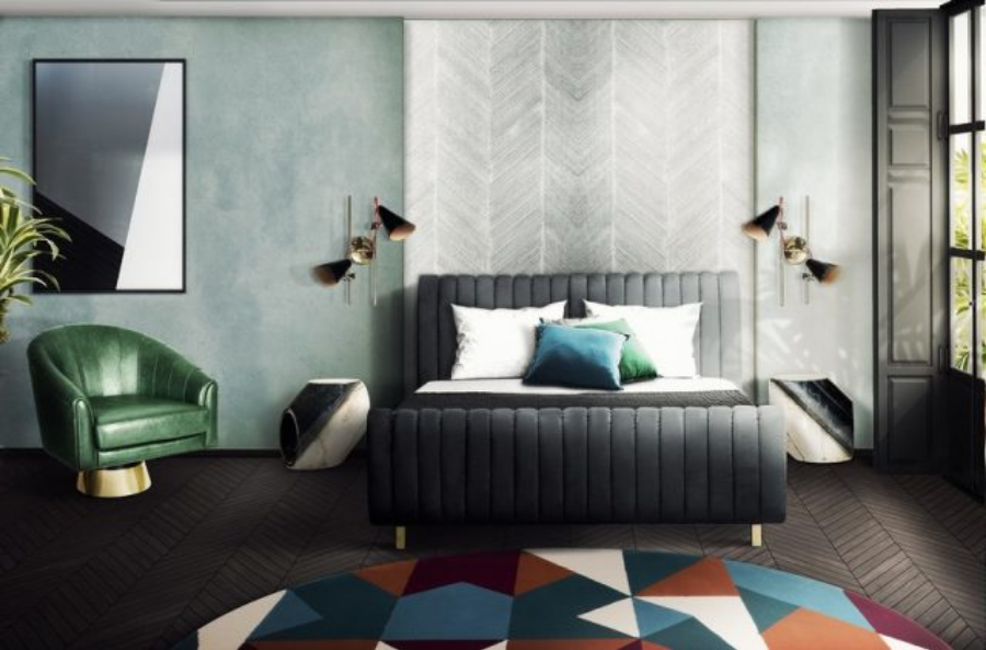 2019 Design Trends: Abstract and Geometric Furniture Art  2019 Design Trends: Abstract and Geometric Furniture Art 10 2