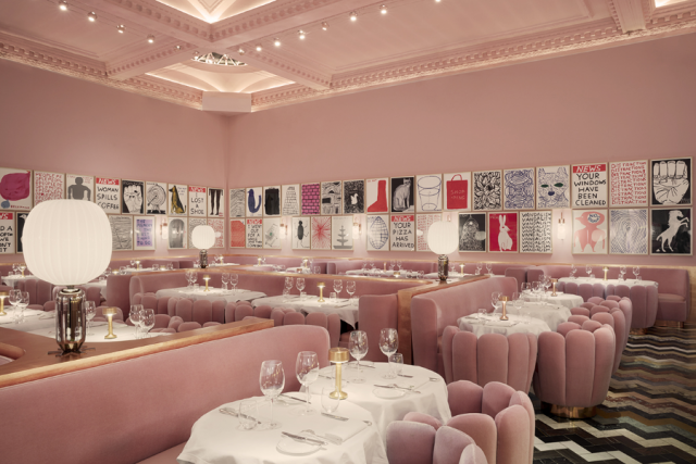 Valentine's Day: The Most Romantic Restaurants In London  Valentine's Day: The Most Romantic Restaurants In London 5 4 640x427