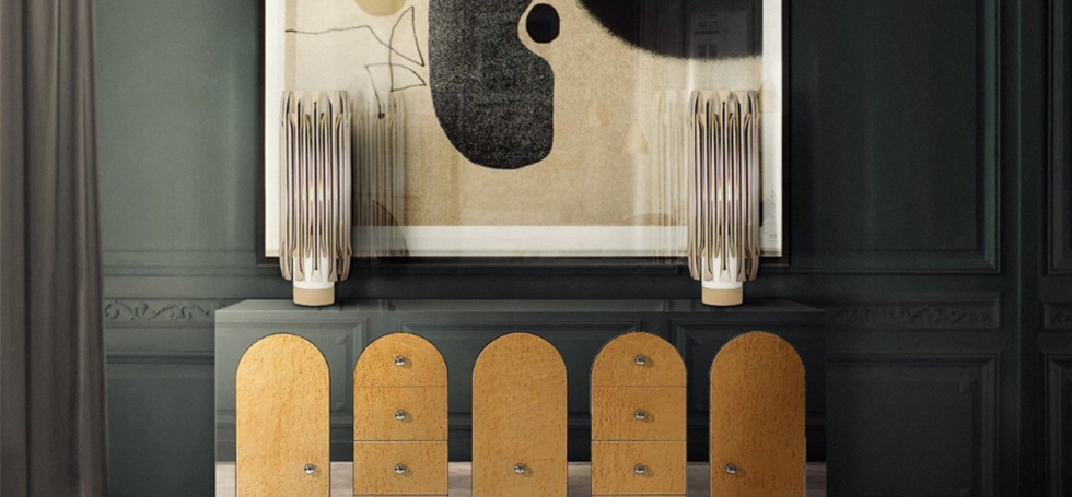 exclusive console tables When Vintage Meets Contemporary: Exclusive Console Tables featuere