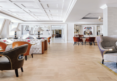 7 Hospitality Projects In London hospitality projects 7 Hospitality Projects In London featured 3 404x282