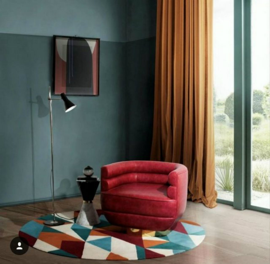 Design Trends 2019: Retro Vibe Mid Century
