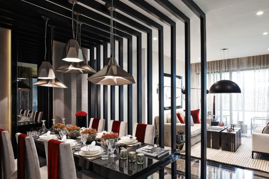 Exclusive Dining Room Designs by Kelly Hoppen  Exclusive Dining Room Designs by Kelly Hoppen canva photo editor 30