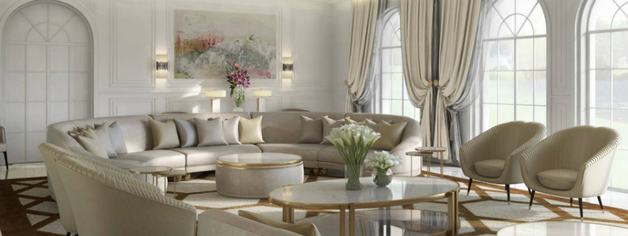 High End Interior Design With Yvette Taylor London mediterranean