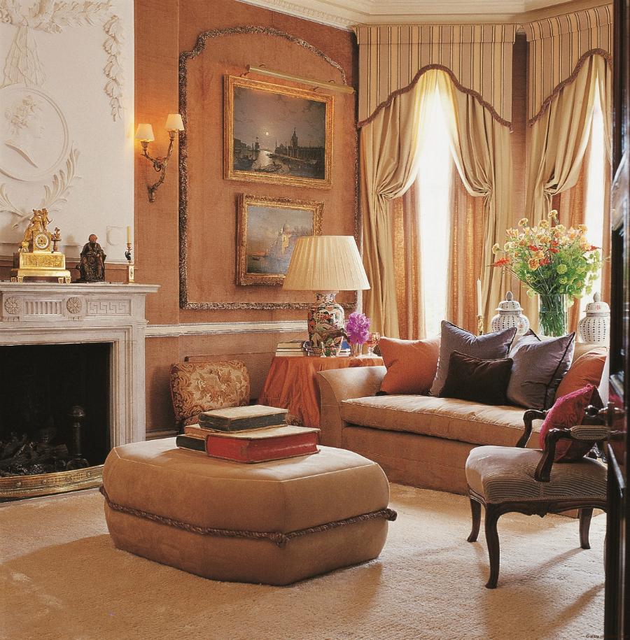 Nicky Haslam Design : Luxury Design In London  Nicky Haslam Design : Luxury Design In London 3 1