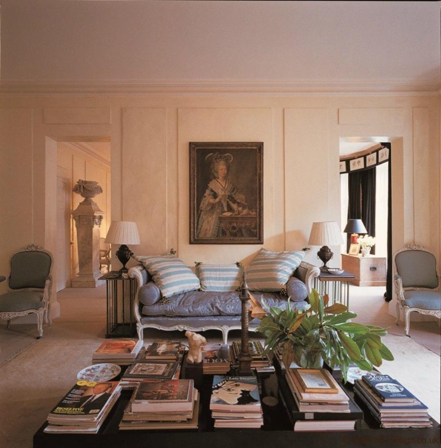 Nicky Haslam Design : Luxury Design In London  Nicky Haslam Design : Luxury Design In London 4 1