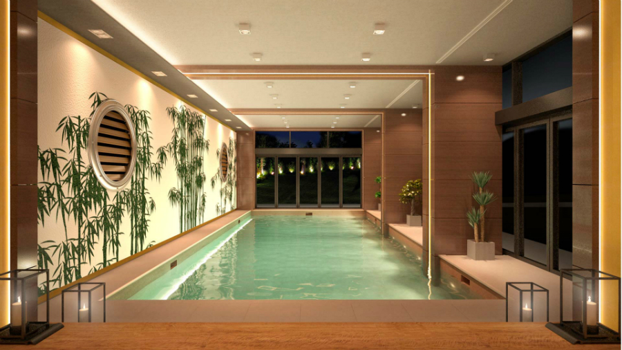 FM Architettura – Luxury Design In Italy Ciftci tower spa