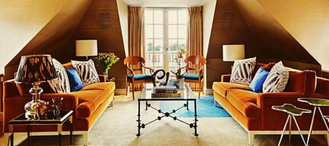 Top 100 UK Interior Designers