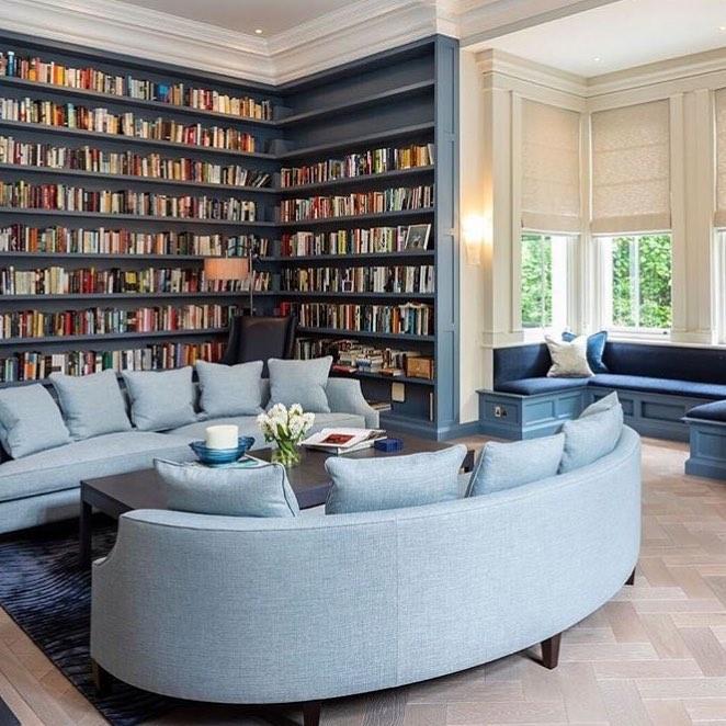 Top 100 UK Interior Designers (Part II) Fox Linton