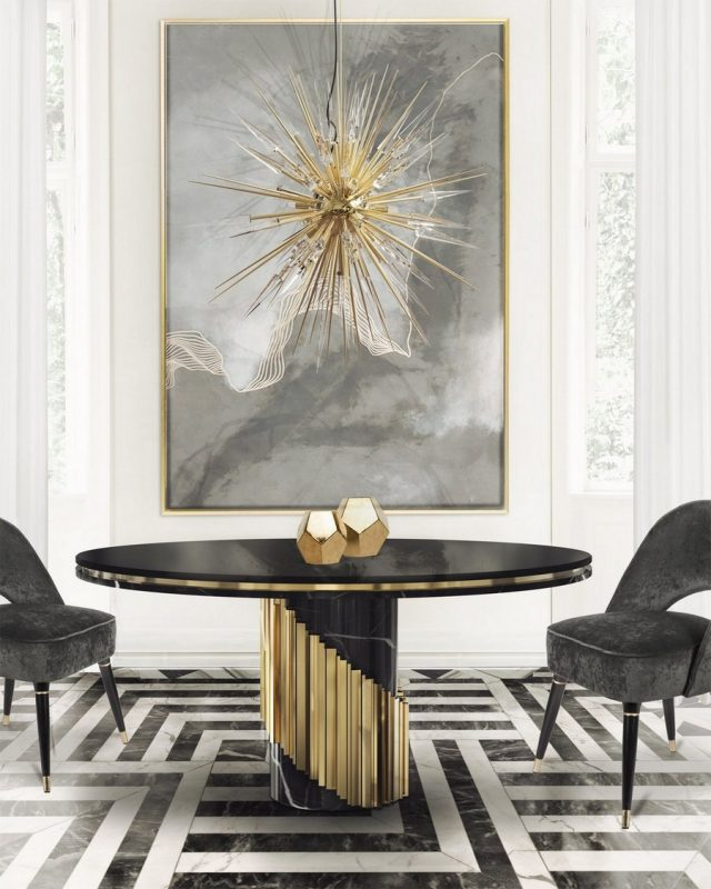 Luxurious Dining Tables For Luxurious Dining Rooms  Luxurious Dining Tables For Luxurious Dining Rooms 4 2 640x800