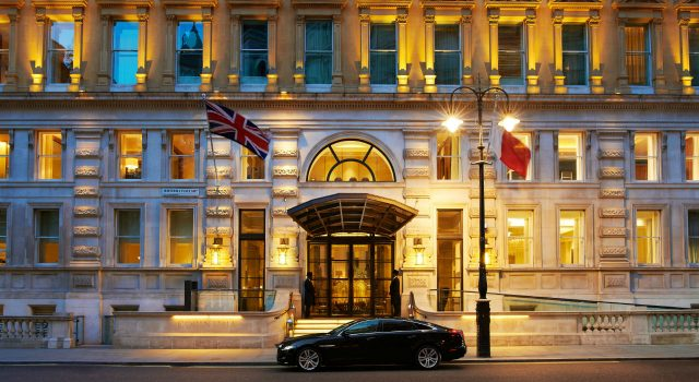 Top luxury hotels that will blow your mind!  Top luxury London hotels that will blow your mind! CORINTHIA 1 640x350