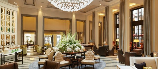 Top luxury hotels that will blow your mind!  Top luxury London hotels that will blow your mind! CORINTHIA 2 640x281