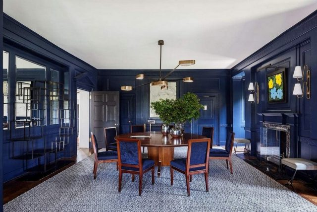 Dining Room Projects by Mark Cunningham mark cunningham Dining Room Projects by Mark Cunningham Hendrix design 1 640x427