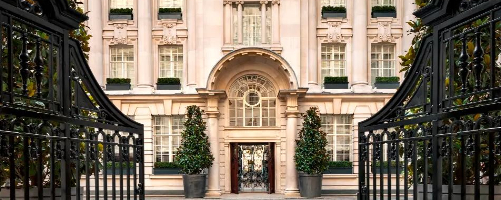 Top luxury London hotels that will blow your mind! rosewood 1 2