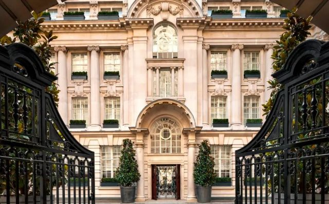 Top luxury hotels that will blow your mind!   Top luxury London hotels that will blow your mind! rosewood 1 640x397