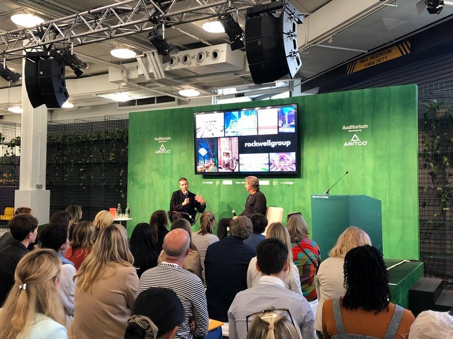 100% Design 2019 – The Event's First Day 100 Design 2019 The Events First Day 6