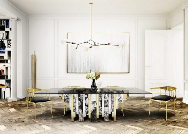 Modern Dining Tables Inspired by History  Modern Dining Tables Inspired by History 1capa