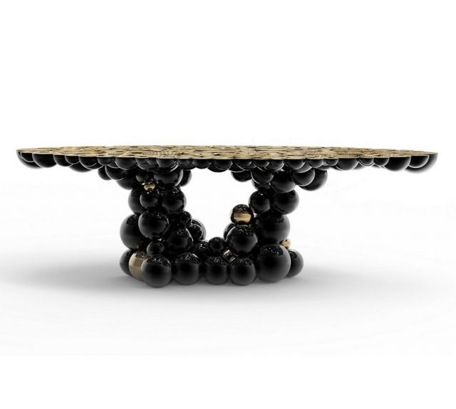 Modern Dining Tables Inspired by History